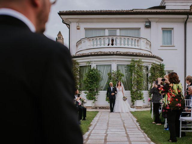 Il matrimonio di Marco e Francesca a Bassano Romano, Viterbo 45