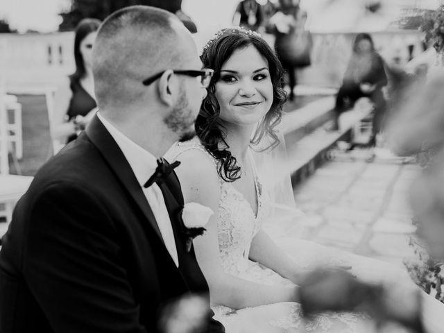 Il matrimonio di Marco e Francesca a Bassano Romano, Viterbo 52