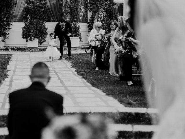 Il matrimonio di Marco e Francesca a Bassano Romano, Viterbo 55