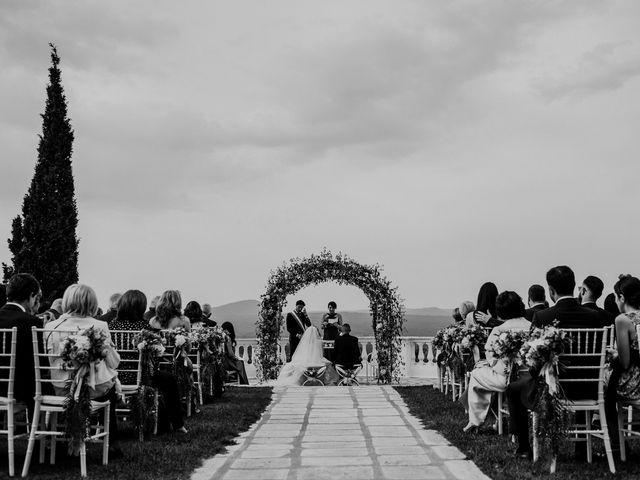 Il matrimonio di Marco e Francesca a Bassano Romano, Viterbo 58