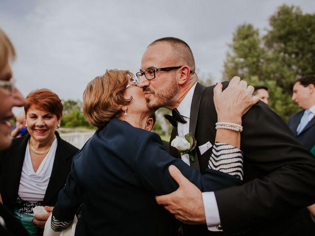 Il matrimonio di Marco e Francesca a Bassano Romano, Viterbo 66