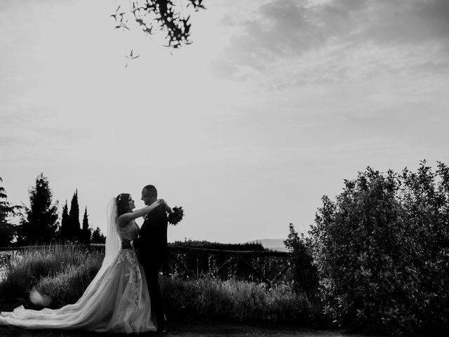 Il matrimonio di Marco e Francesca a Bassano Romano, Viterbo 70