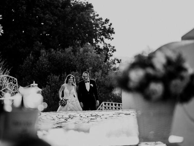 Il matrimonio di Marco e Francesca a Bassano Romano, Viterbo 84
