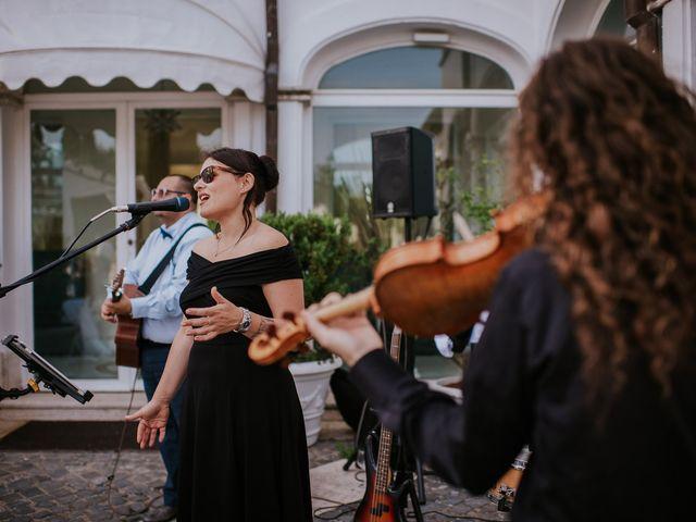 Il matrimonio di Marco e Francesca a Bassano Romano, Viterbo 90