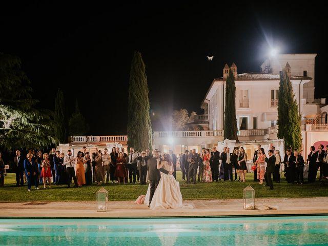 Il matrimonio di Marco e Francesca a Bassano Romano, Viterbo 111