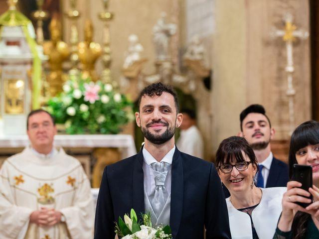 Il matrimonio di Andrea e Maria a Verona, Verona 16