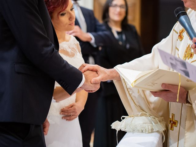 Il matrimonio di Andrea e Maria a Verona, Verona 34