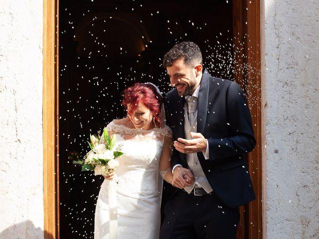 Il matrimonio di Andrea e Maria a Verona, Verona 50