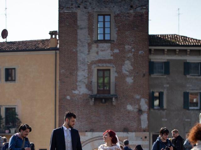 Il matrimonio di Andrea e Maria a Verona, Verona 54