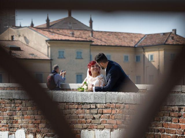 Il matrimonio di Andrea e Maria a Verona, Verona 55