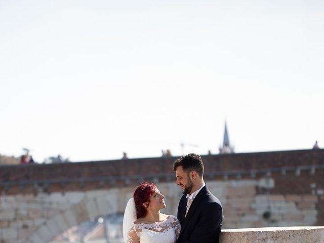 Il matrimonio di Andrea e Maria a Verona, Verona 56