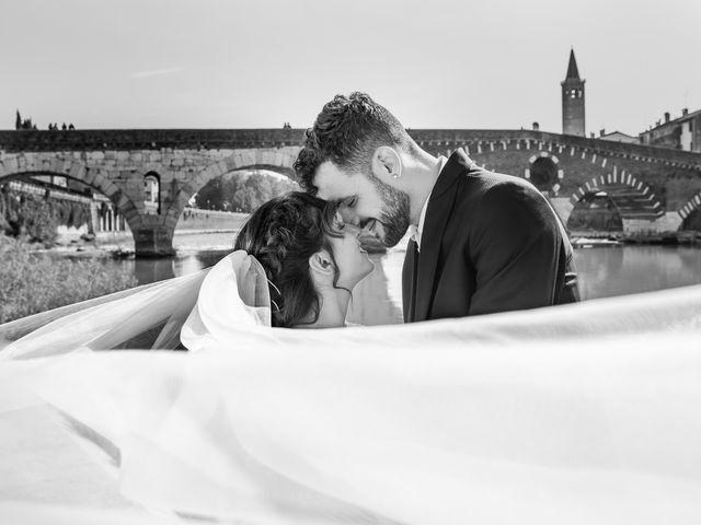 Il matrimonio di Andrea e Maria a Verona, Verona 61