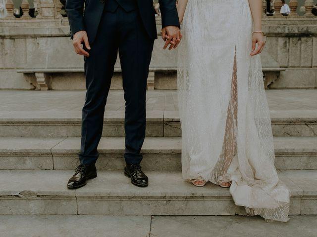 Il matrimonio di Stefano e Clara a Palermo, Palermo 1