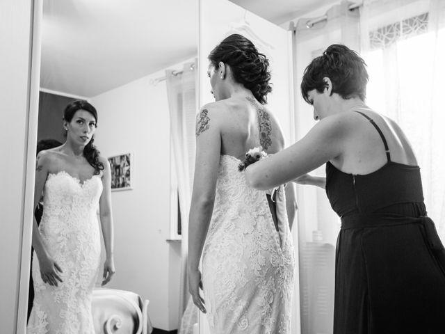 Il matrimonio di Luca e Federica a Gazzada Schianno, Varese 7