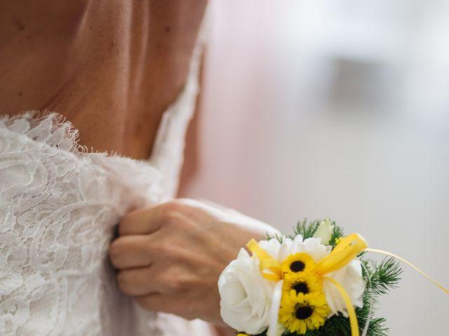 Il matrimonio di Luca e Federica a Gazzada Schianno, Varese 8