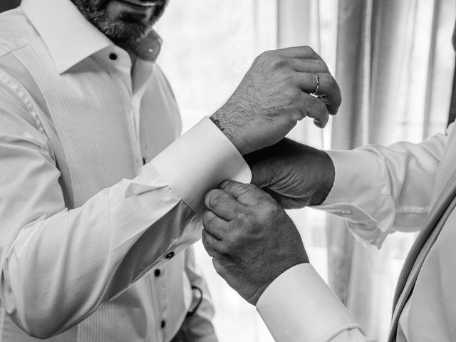 Il matrimonio di Luca e Federica a Gazzada Schianno, Varese 11