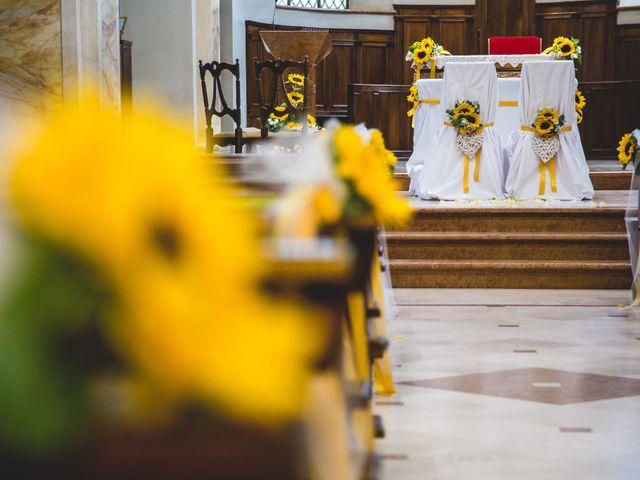 Il matrimonio di Luca e Federica a Gazzada Schianno, Varese 14