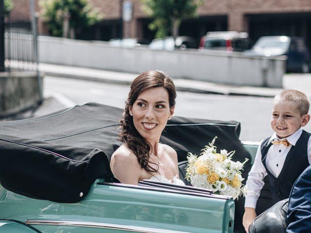Il matrimonio di Luca e Federica a Gazzada Schianno, Varese 1