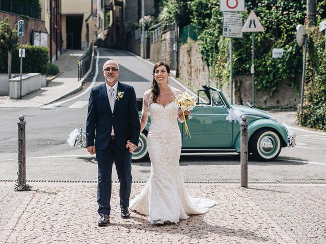 Il matrimonio di Luca e Federica a Gazzada Schianno, Varese 16