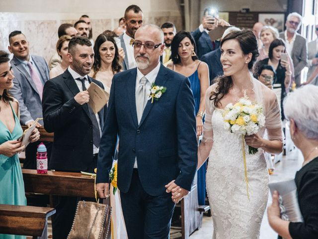 Il matrimonio di Luca e Federica a Gazzada Schianno, Varese 17