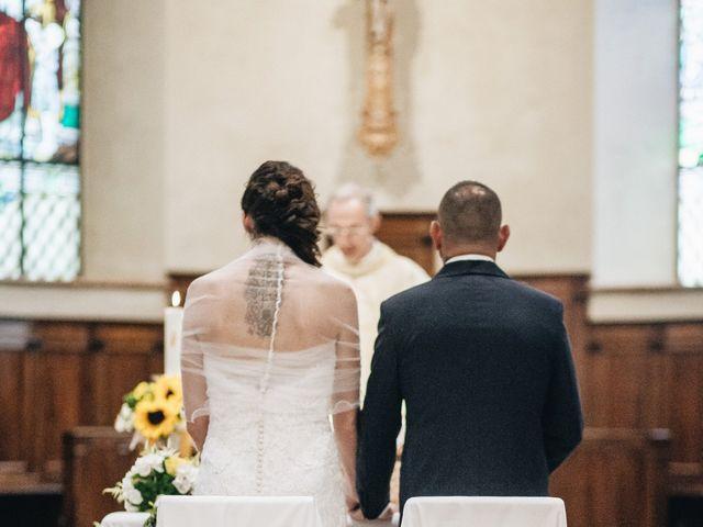 Il matrimonio di Luca e Federica a Gazzada Schianno, Varese 18