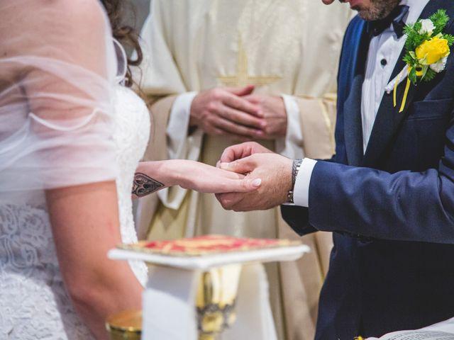 Il matrimonio di Luca e Federica a Gazzada Schianno, Varese 20