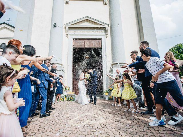 Il matrimonio di Luca e Federica a Gazzada Schianno, Varese 22