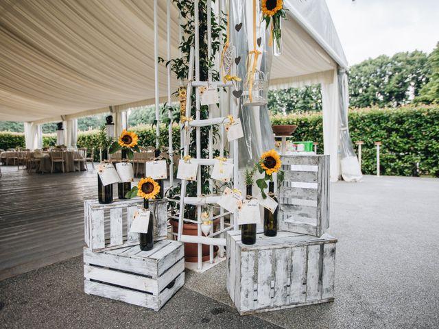 Il matrimonio di Luca e Federica a Gazzada Schianno, Varese 23