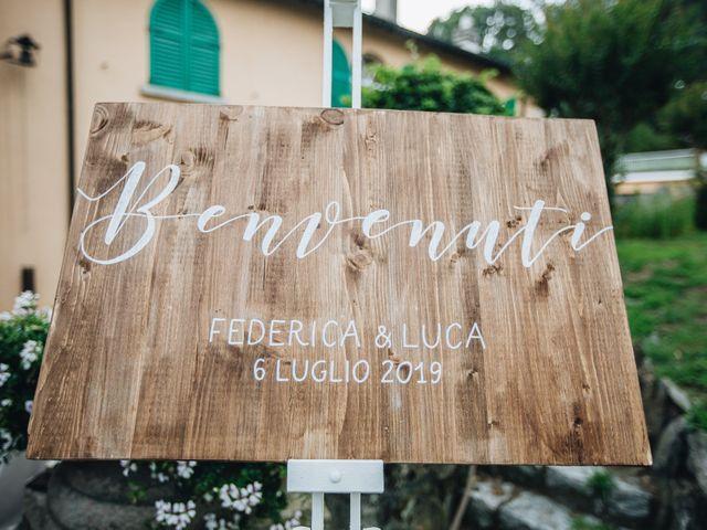 Il matrimonio di Luca e Federica a Gazzada Schianno, Varese 24