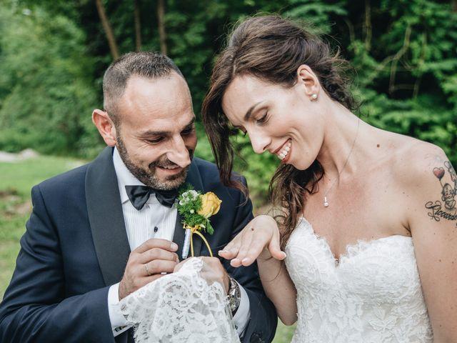 Il matrimonio di Luca e Federica a Gazzada Schianno, Varese 31