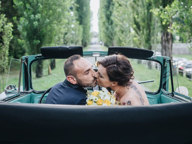 Il matrimonio di Luca e Federica a Gazzada Schianno, Varese 32