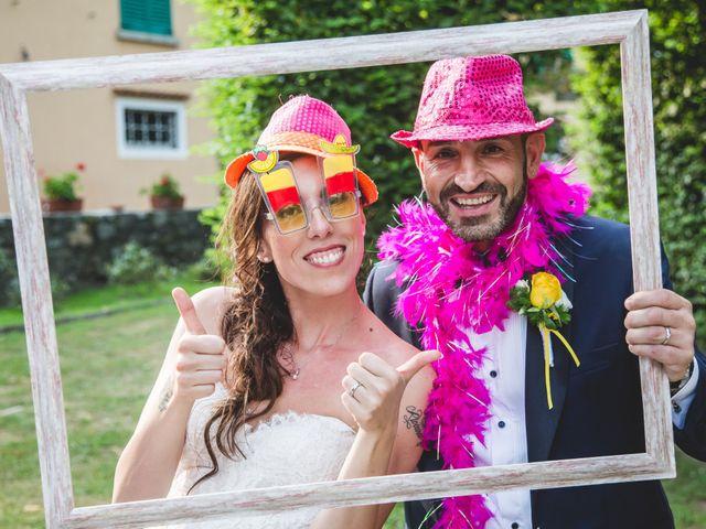 Il matrimonio di Luca e Federica a Gazzada Schianno, Varese 34