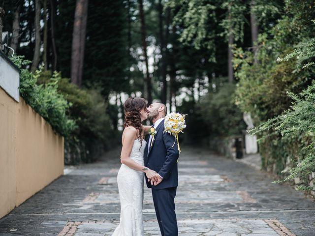 Il matrimonio di Luca e Federica a Gazzada Schianno, Varese 35