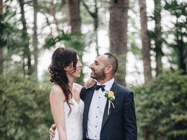 Il matrimonio di Luca e Federica a Gazzada Schianno, Varese 36