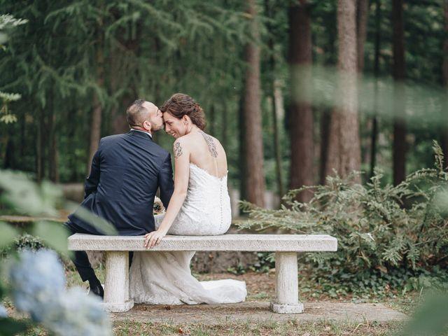 Il matrimonio di Luca e Federica a Gazzada Schianno, Varese 37