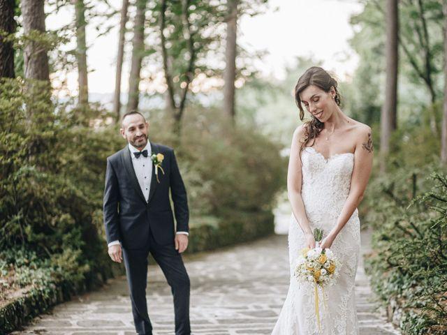 Il matrimonio di Luca e Federica a Gazzada Schianno, Varese 38