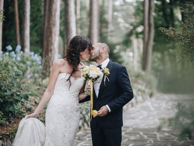 Il matrimonio di Luca e Federica a Gazzada Schianno, Varese 39