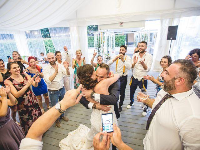 Il matrimonio di Luca e Federica a Gazzada Schianno, Varese 40