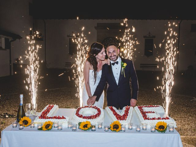 Il matrimonio di Luca e Federica a Gazzada Schianno, Varese 43