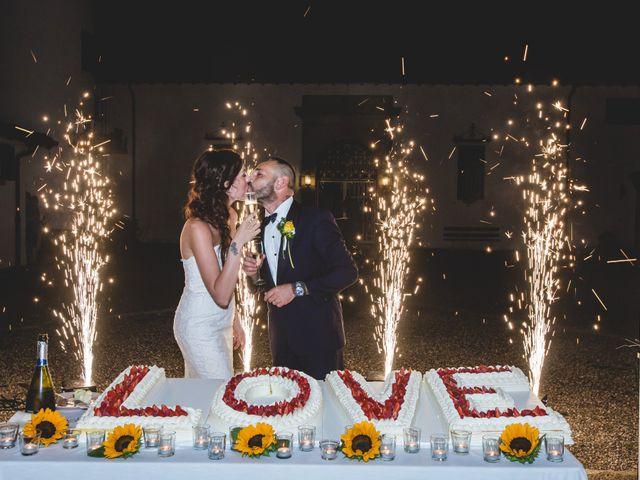 Il matrimonio di Luca e Federica a Gazzada Schianno, Varese 44
