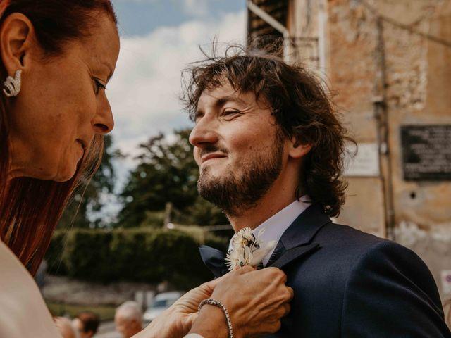 Il matrimonio di Marco e Federica a Santa Maria Hoè, Lecco 14
