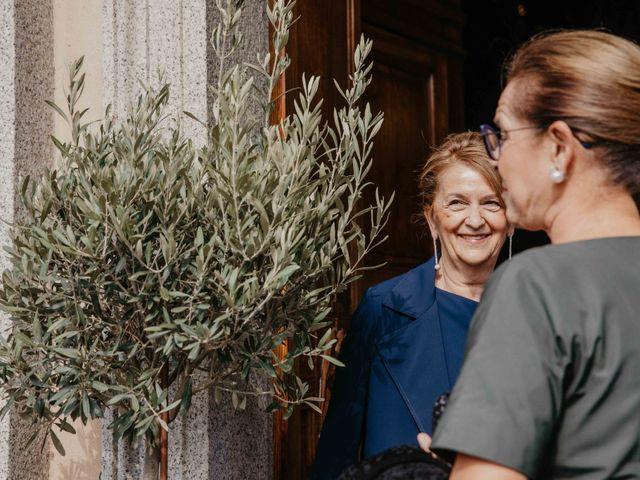 Il matrimonio di Marco e Federica a Santa Maria Hoè, Lecco 15