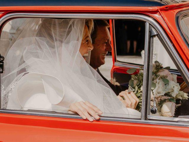 Il matrimonio di Marco e Federica a Santa Maria Hoè, Lecco 17