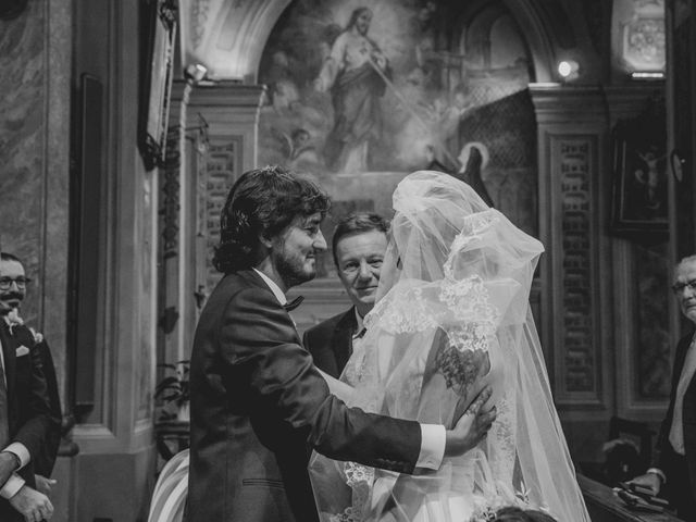 Il matrimonio di Marco e Federica a Santa Maria Hoè, Lecco 20
