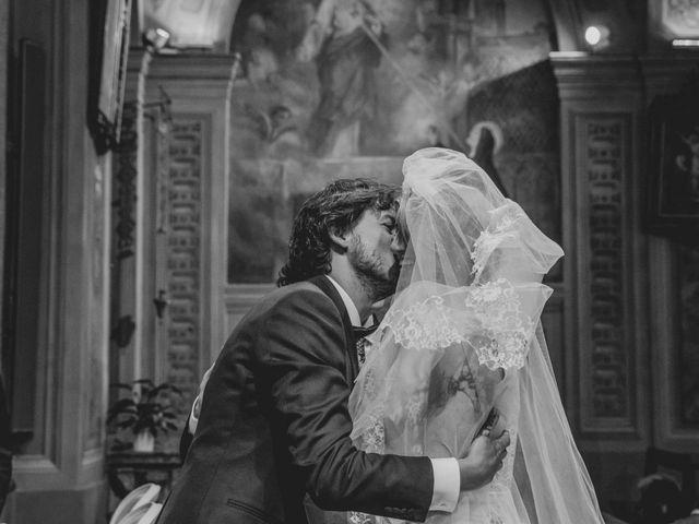 Il matrimonio di Marco e Federica a Santa Maria Hoè, Lecco 21