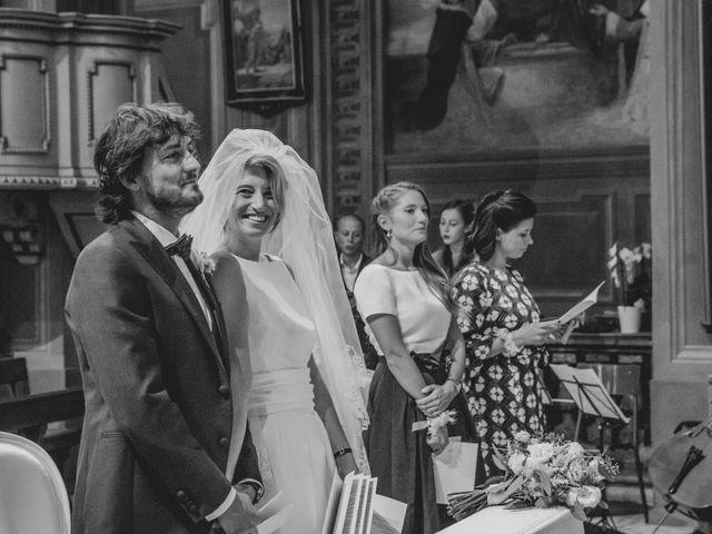 Il matrimonio di Marco e Federica a Santa Maria Hoè, Lecco 23
