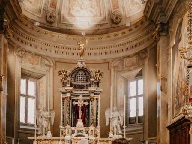 Il matrimonio di Marco e Federica a Santa Maria Hoè, Lecco 27