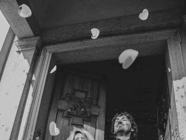 Il matrimonio di Marco e Federica a Santa Maria Hoè, Lecco 28