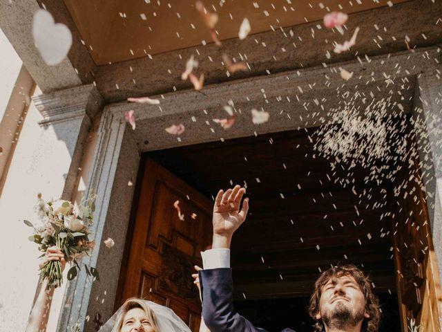 Il matrimonio di Marco e Federica a Santa Maria Hoè, Lecco 29