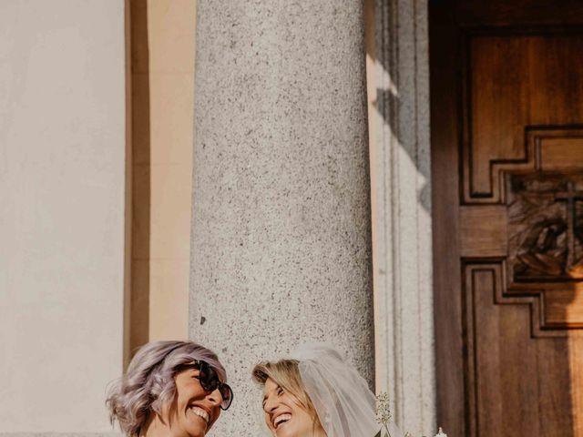 Il matrimonio di Marco e Federica a Santa Maria Hoè, Lecco 34